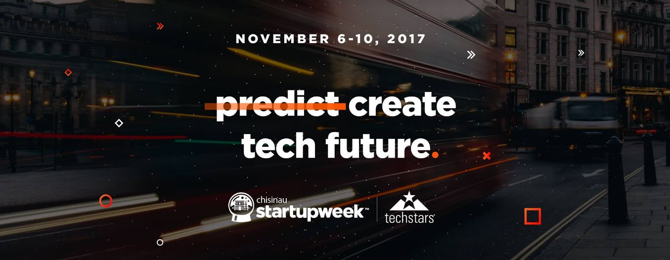 startup week chisinau